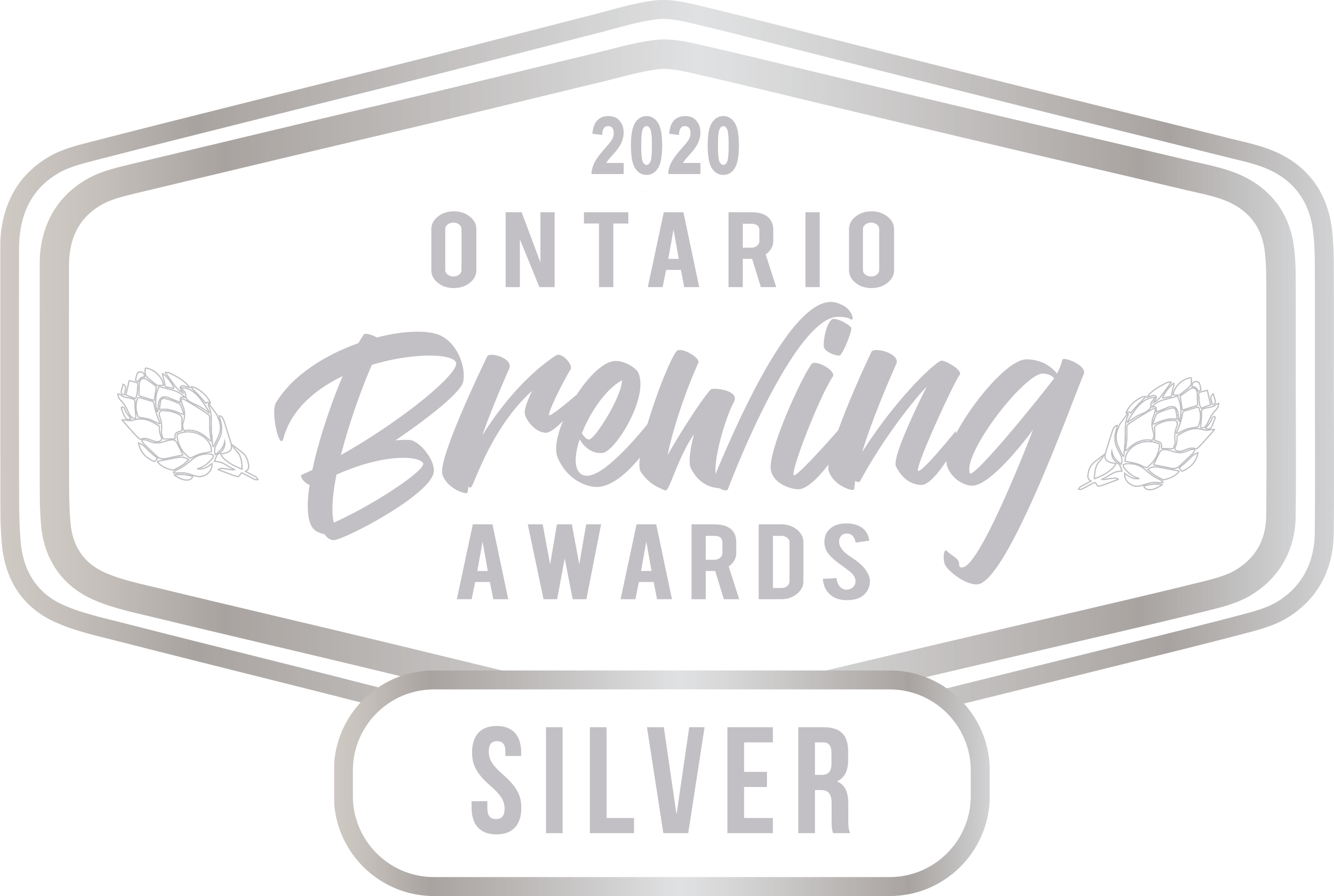 OBA Awards 2020 Silver